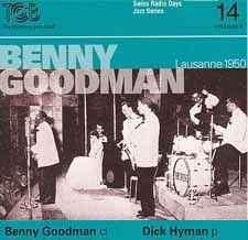 Dick Hyman and Benny Goodman