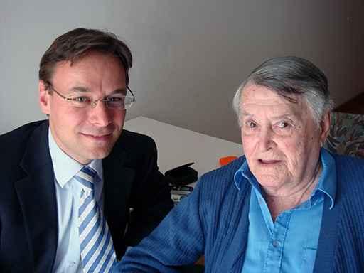 Interview Christian Dueblin mit Artur Beul
