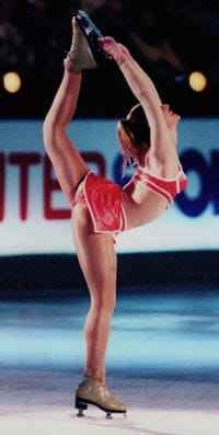 Denise Biellmann on Ice (c) Denise Biellmann