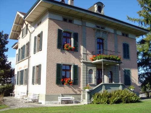 Haus von Marthe Gosteli