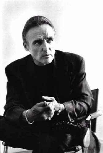 Dennis Hopper. Mit freundlicher Genehmigung von Vera Isler-Leiner © Vera Isler-Leiner