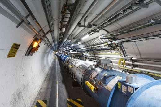 Large Hadron Collider (c) CERN
