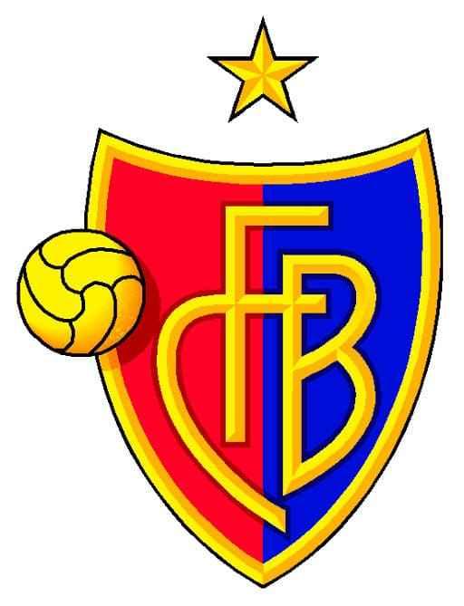 Bernhard Heusler: Emblem des FC Basel FCB