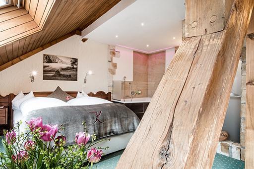 Xecutives.net Hotel Kemmeriboden-Bad Furggegipfel Zimmer