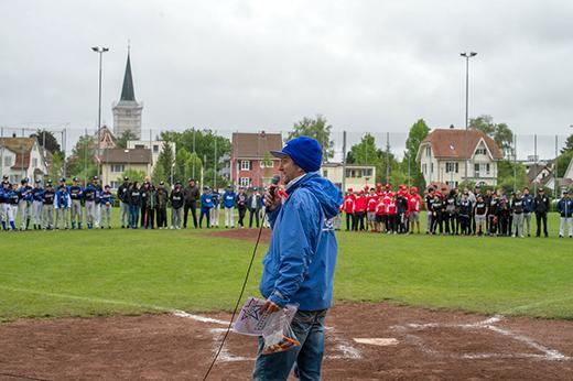 Internationales Junioren U15 Turnier 2018 (Foto: Sebastian Zwyer)