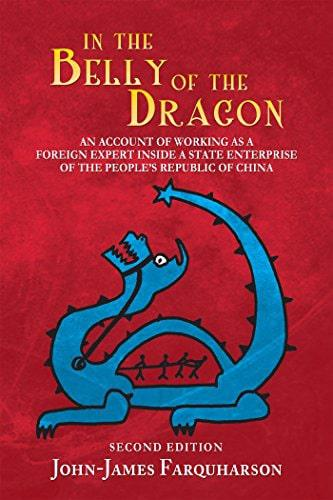 """John-James Farquharson: Book """"In the Belly of the Dragon"""""""