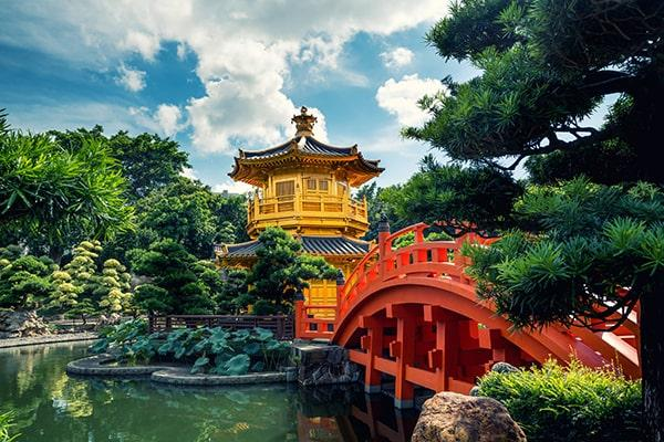 Nan Lian Garden Temple (Foto: Xecutives.net)