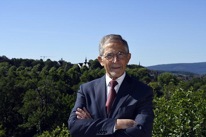 Portrait Prof. Dr. iur. et lic. oec. HSG Heinrich Koller