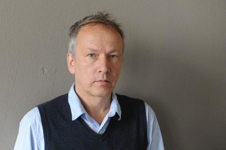 Portrait von Filmemacher Thomas Woebke