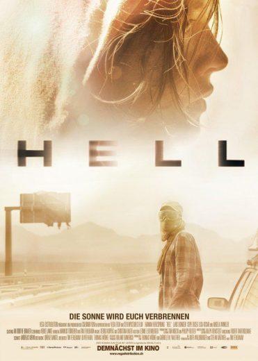 """Filmplakat """"Hell"""" von Produzent Tim Fehlbaum, zum Xecutives.net-Interview"""