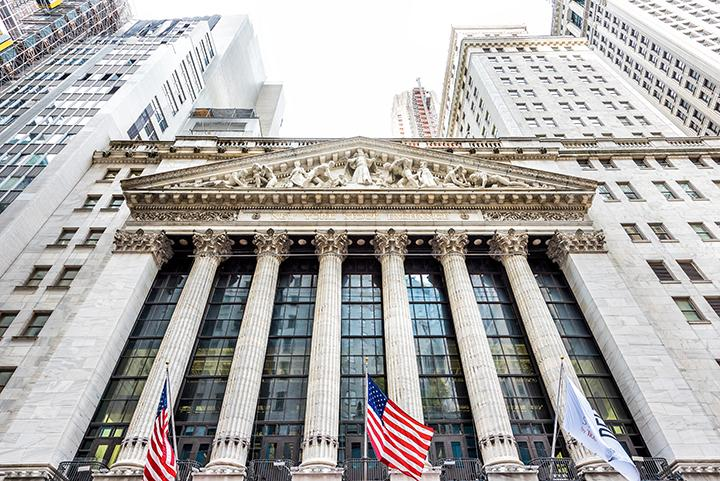 Wall street New York stock exchange building_Xecutives Interview_Frederick Frank