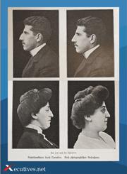 Nasenkorrekturen vor 120 Jahren – Xecutives berichtet aus einem Zeitungsartikel der Illustrierte Zeitung von1905