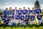 Björn Jensen Derendinger mit der U15 Baseball Mannschaft der Therwil Flyers, im Xecutives Interview